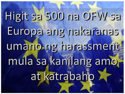 "More than 500 overseas Filipino workers (OFWs) voiced grave concern for their own safety after Vice President Leni Robredo delivered a controversial recorded speech before a UN conference, painting a ghastly but misperceived image of the Philippines. The Filipino workers complained that the speech led their employers to question and harass them in their workplaces. Government officials said OFWs in Italy, Canada and UK reported being questioned and ostracized by employers and colleagues ""because of Robredo's malicious video message.""  ""Many OFWs complained the past few days because they are harassed by their employers... they could not work properly because they are being confronted on the killings here,"" the official said in a dzRJ forum in Makati City. Most of the complaining OFWs, he added, are working in the health sector. In the video message, Robredo claimed Filipinos have become ""hopeless and helpless"" against the killings, among other opinions she raised on President Duterte's war against illegal drugs. Volunteers, bloggers and lawyers are drafting an impeachment complaint using economic sabotage as ground. Some of the lawyers created a unified email address so they could consolidate their evidence and other needed data. The group includes political science professor Antonio Contreras, lawyers Trixie Angeles, Bruce Rivera, and Tom Berenguer. They call themselves the Impeach VP Leni Team. They are currently reviewing one of Duterte's speeches that asked people to stop impeaching the Vice President as he might have said ""step it up"" and not ""stop it."" The assistant secretary for DILG, Epimaco Densing III, said the Philippine economy was affected by what Robredo did.  ""If it did not affect our economy and OFWs, maybe we would have just dismissed it… but her audience was the international community. This is too much,"" Densing said. Robredo's comments, he added, led to the country's loss of grants and investments. This is reportedly aside from the negative impact on tourism and the planned cancellations of trade privileges to the European Union. This has also led to massive protests in the capital of Manila, as well as in other cities nationwide. OFWs around the world also posted protests on social media."