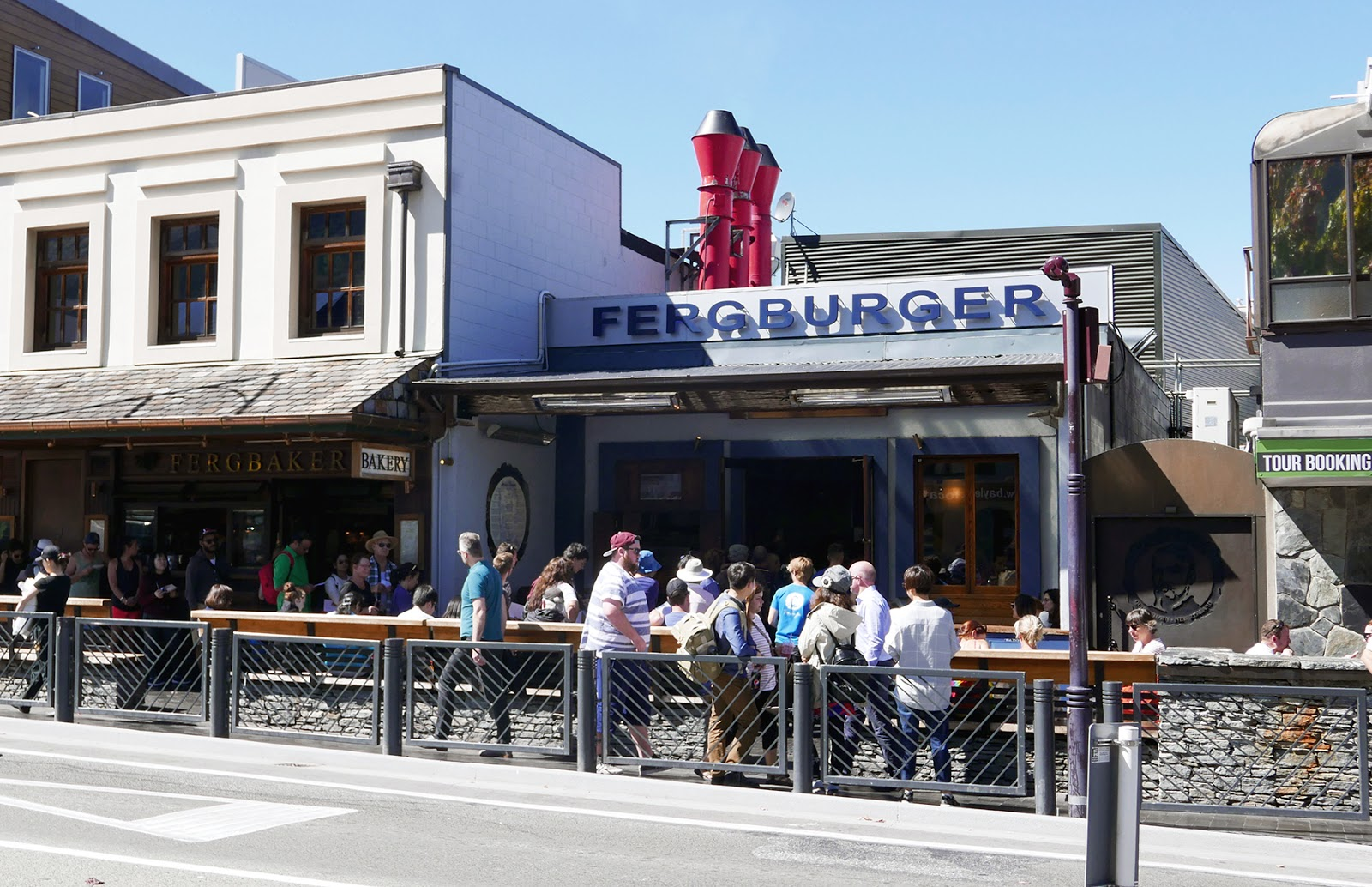Euriental | luxury travel & style | Fergburger Queenstown, New Zealand