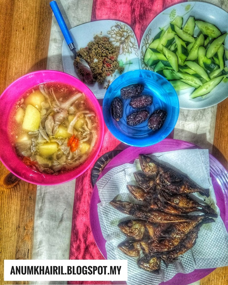 IFTAR Day 6