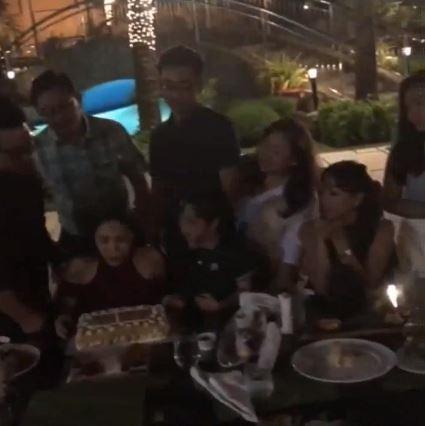 Janella Salvador Hindi Nagpunta Sa Birthday Celebration ng Kanyang Mommy Janine! Dahil Ba Ito Sa Alitan Nila?