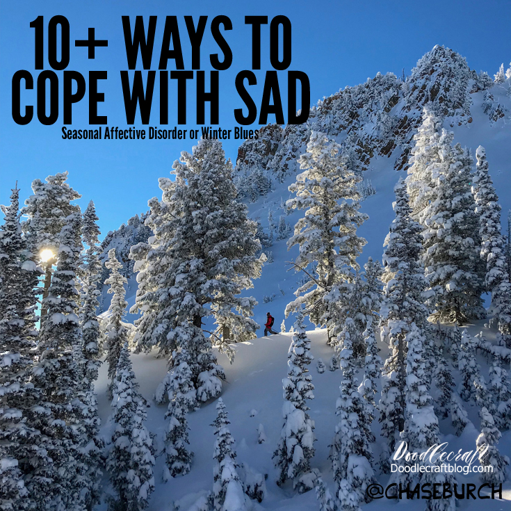 From sunshine, warmth to aromatherapy and self care, there are more than 10 ways to cope with or help a loved on cope with depression.