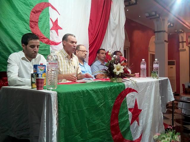 """بن عبد السلام من الشلف : """"إمنحوا الفرصة للشباب في المحليات القادمة"""""""