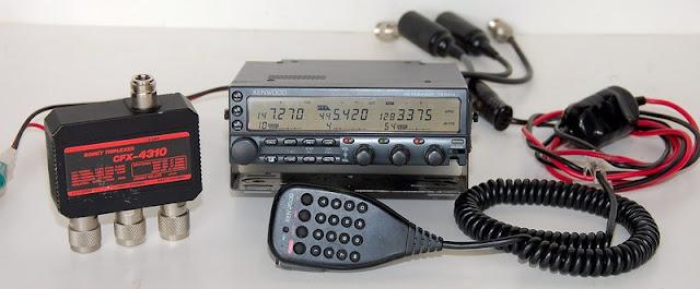 Kenwood TM-941AD Mobile Radio