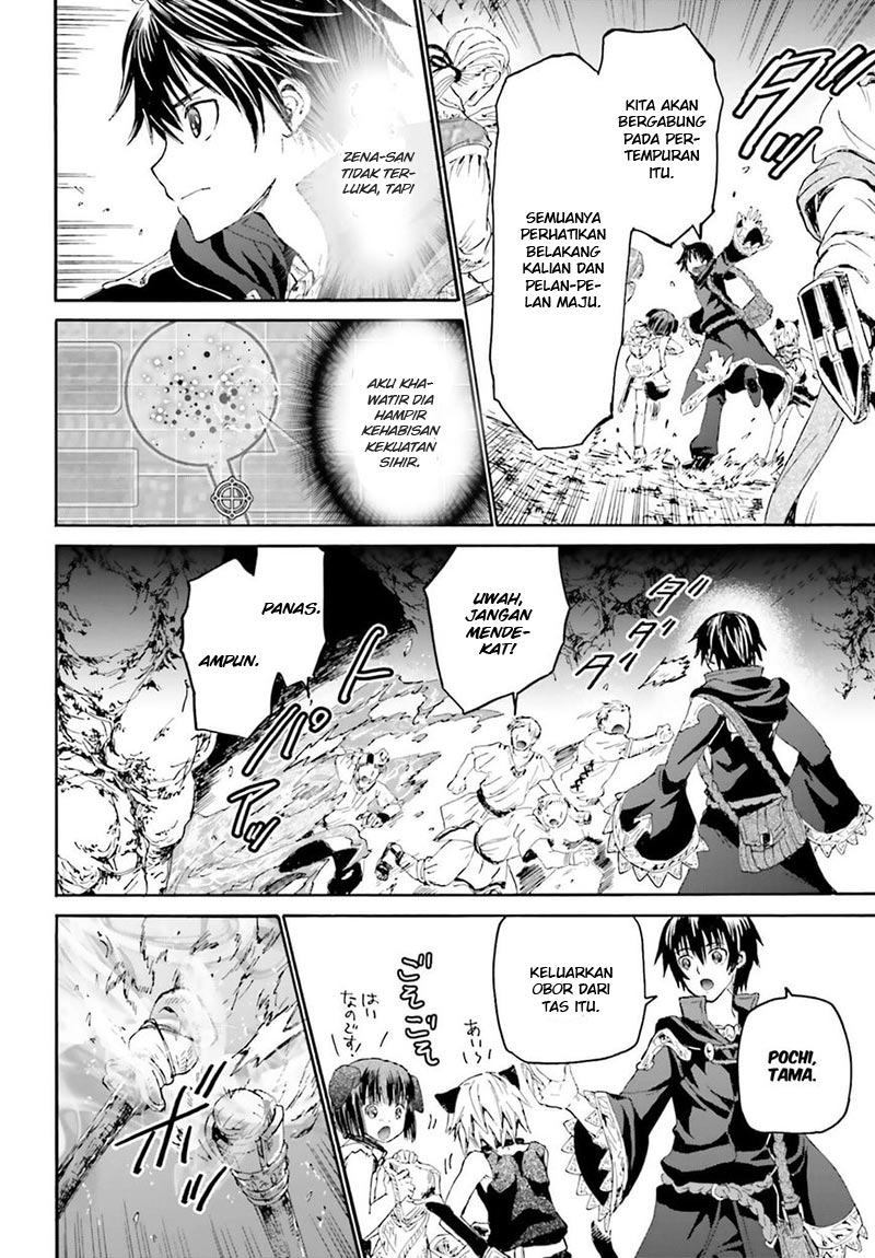 Baca Manga Death March Chapter 10 Bahasa Indonesia