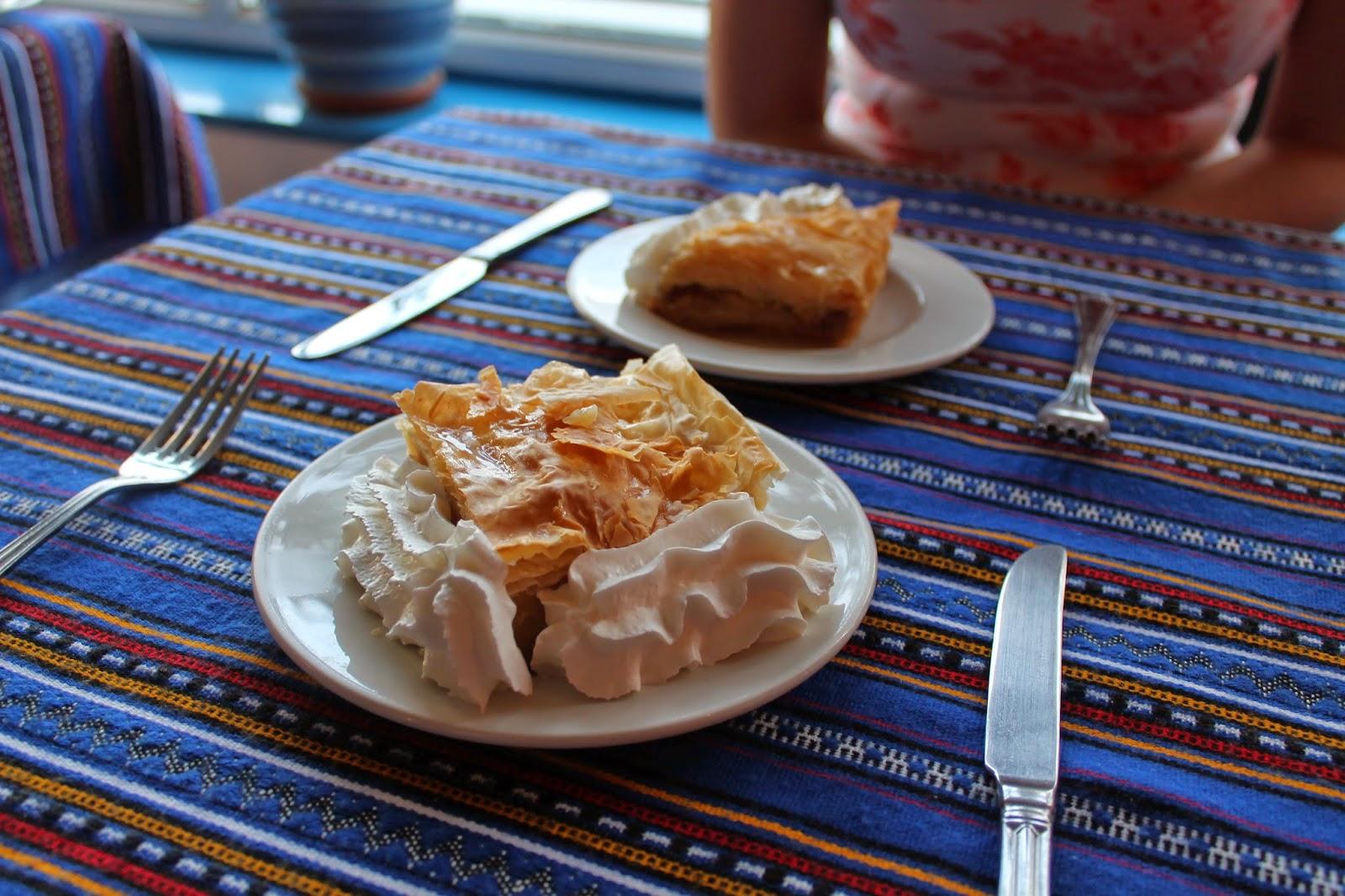 Kaminaki Greek Taverna - Stockton - Review - Greek Food