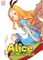 Actu Manhua, Alice in Mechaland, Critique Manhua, Kotoji, Kotoji éditions, Manga, Manhua, Shonen,