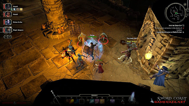 Sword Coast Legends Gameplay Screenshot 3
