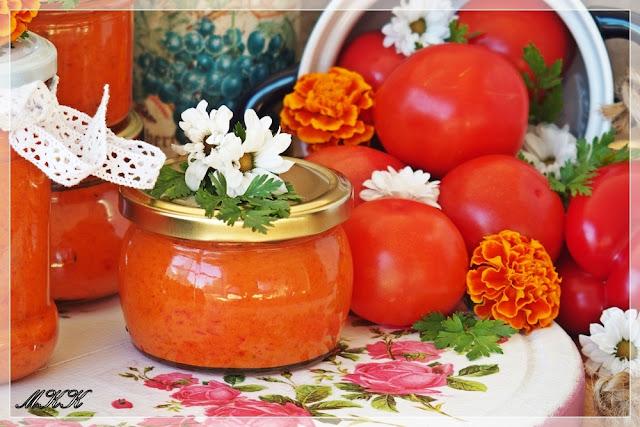 fantastyczny, pikantny sos