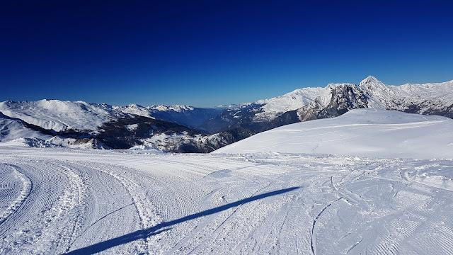 Zarówno pogodowo, jak i narciarsko jest super