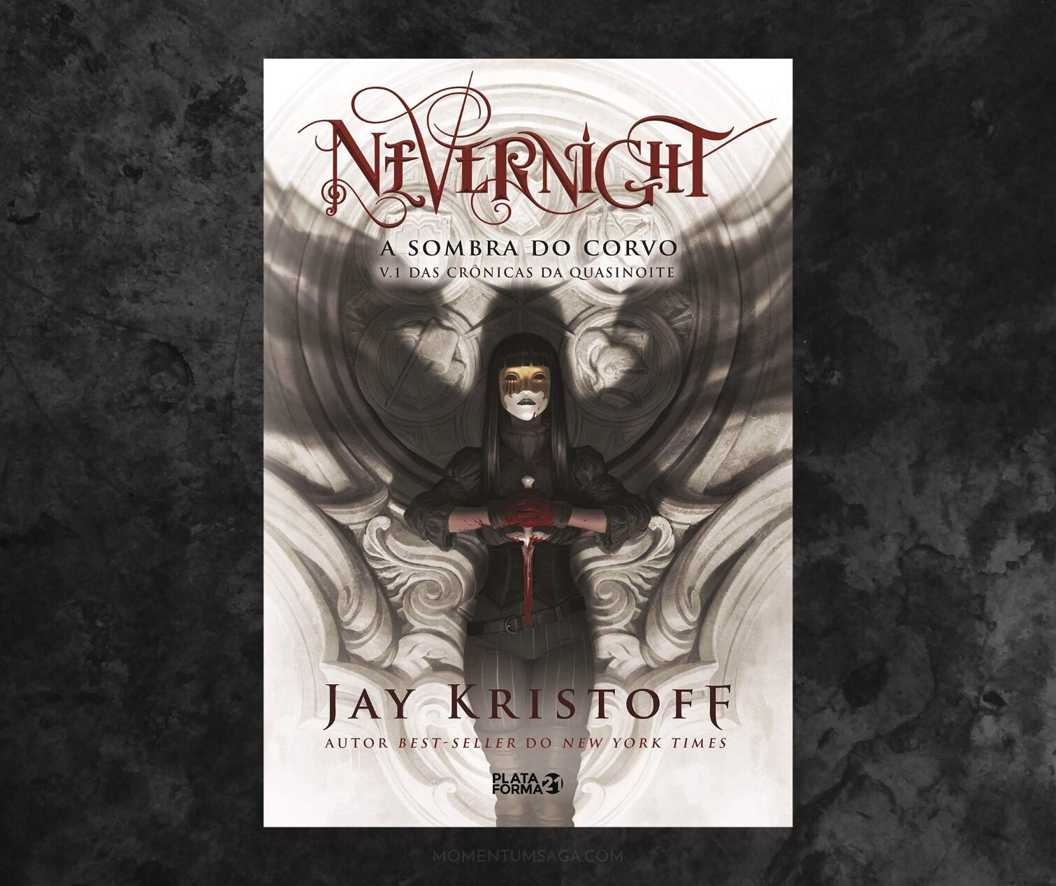 Resenha: Nevernight, a Sombra do Corvo, de Jay Kristoff