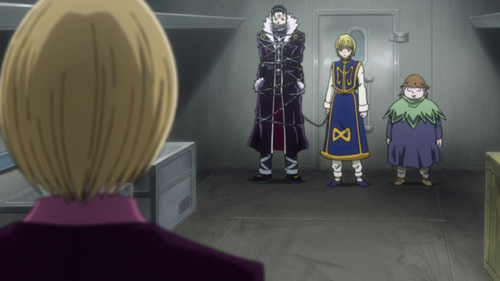 Kuruta, Kurapika, Chrollo Lucilfer, Hunter x Hunter, Spiders, Melody, Phantom Troupe, Chain Judgment