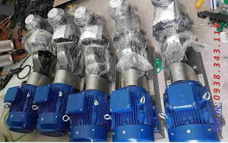 Nhà cung cấp máy bơm hóa chất Đài Loan hiệu showfou