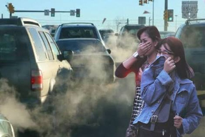Dampak polusi udara