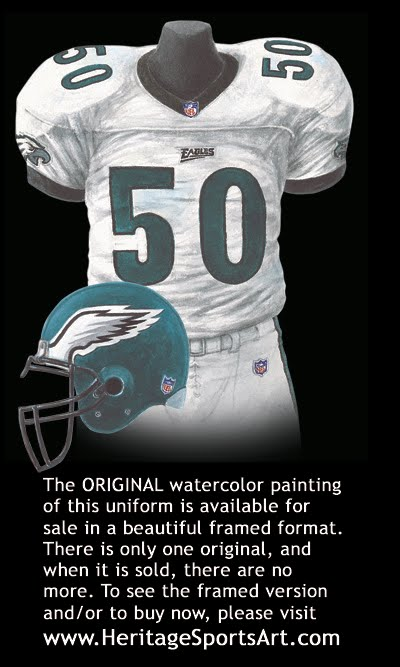 Eagles Uniform History 62