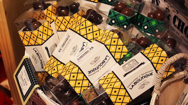 Dijon - Chocolaterie de Bourgogne