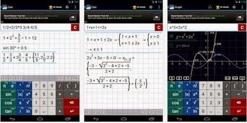 Aplikasi Kalkulator Lengkap Untuk Android