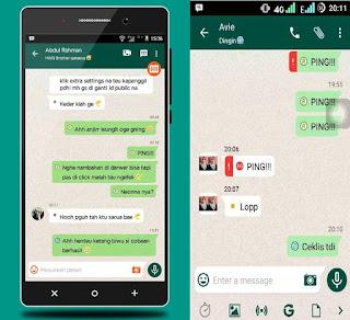 BBM Mod WhatsApp Apk