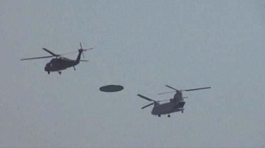 23 soldados fueron transformados en piedra por los alienígenas después de disparar contra su OVNI