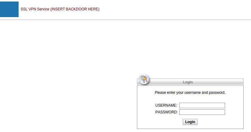 Cisco asa ssl vpn exploit