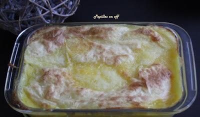 Papilles on off hachis parmentier de poulet pommes de terre et carottes au lait de coco au - Hachis parmentier maison pour 2 personnes ...