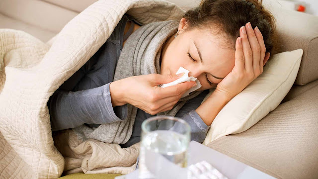 Caution against Cold Cough and Flu