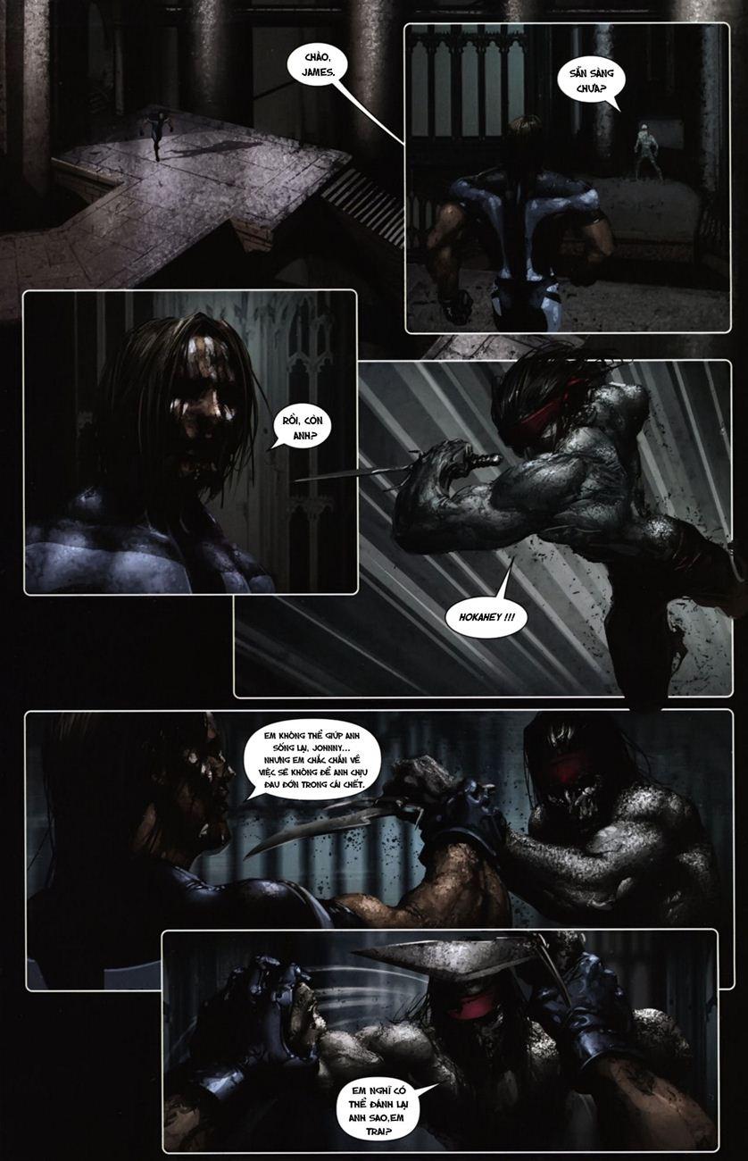 X-Men Necrosha chap 13 trang 16