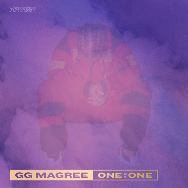 GG Magree - One By One - Single  Cover
