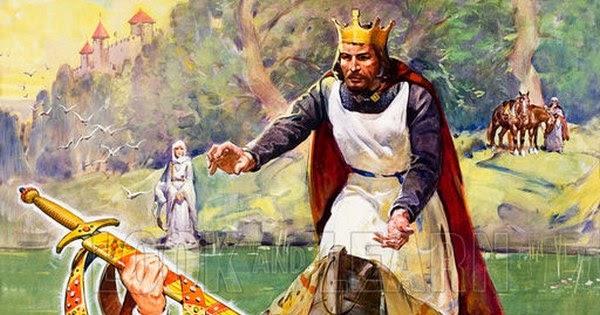 Re artu 39 era veneto interessanti coincidenze - Chi erano i cavalieri della tavola rotonda ...