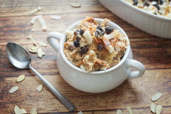 Egyptian Sweet Pastry Dessert (Umm Ali) Recipe