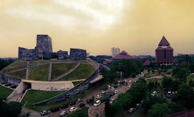 4 Fasilitas Perpustakaan UI ini Mewahnya Melebihi Mall di Jakarta