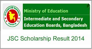 JSC Scholarship Result 2015