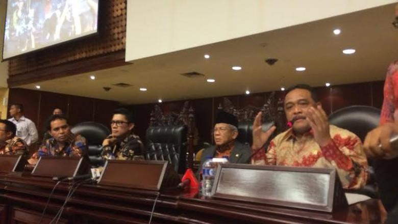 Mengapa Masa Jabatan Pimpinan DPD Dipangkas Jadi 2,5 Tahun?
