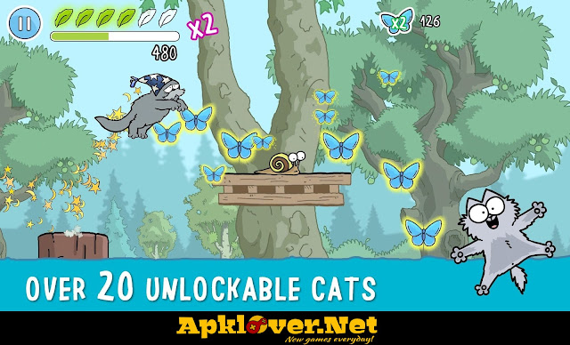 Simon Cat Dash APK MOD unlimited money