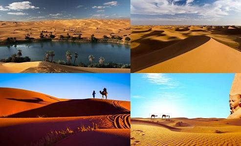 Sahra Çölü Hakkında İlginç Bilgi