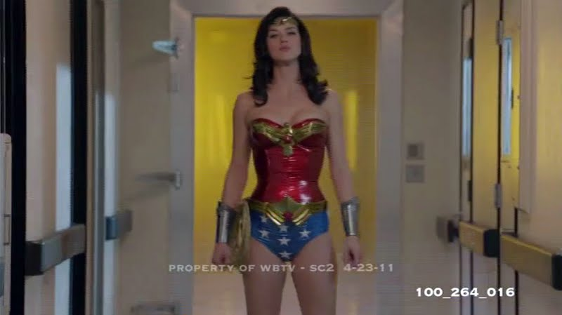 ef60d5ce4c ifanboy got their hands on the pilot from the never aired David E. Kelley s  Wonder Woman show on NBC. They were also able to take some screen shots  from the ...