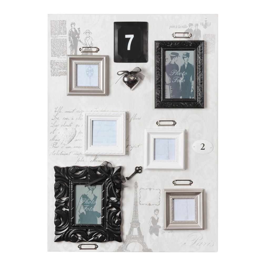 maison du monde cadre photo cadre photos octavine et. Black Bedroom Furniture Sets. Home Design Ideas