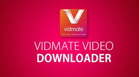 تحميل برنامج vidmate مجانا برابط مباشر