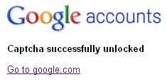 How to Unlock Locked Google Talk Account 1