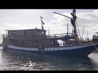 Jual Kapal Phinisi Bekas Panjang 23 Meter Harga Murah
