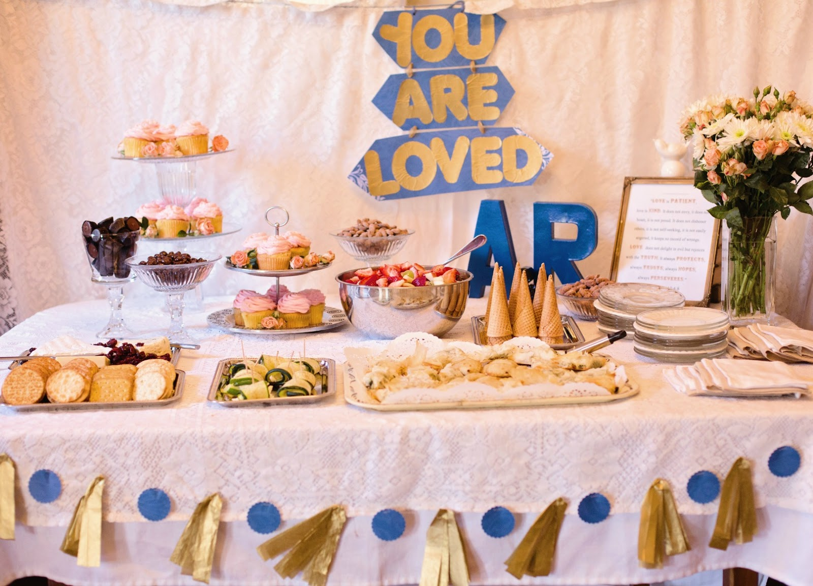 Wedding Gift Ideas For Someone Who Has Everything: Still In St. Louis: Bridal Shower On A Budget-DIY Cupcake