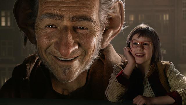 Ruby Barnhill Steven Spielberg Roald Dahl | The BFG
