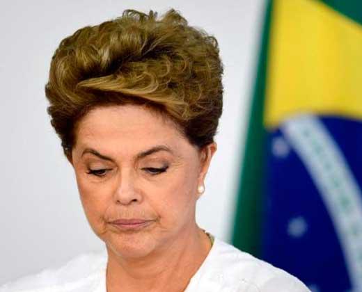 Senado brasileño aprobó someter a Rousseff a juicio de destitución