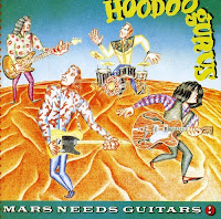 Hoodoo Gurus' Mars Needs Guitars