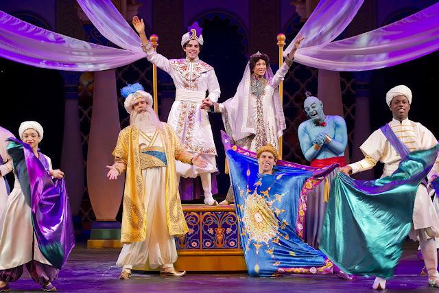 Navio Disney Fantasy - Aladin Musical