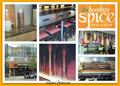 Bombay Spice Chicago Collage