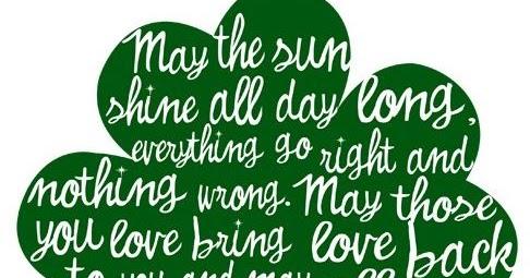 Happy St Patrick S Day 2019 Irish Blessings Sayings