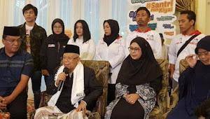 Kiai Ma'ruf Terkilir, Sampai Jumat Belum Ditelepon Jokowi, Luhut Minta Turun Kampanye