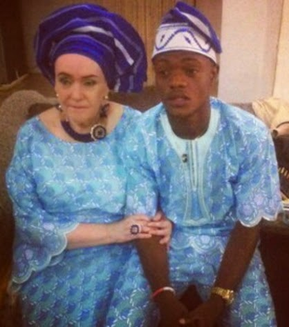 yahoo boy marry white grandma