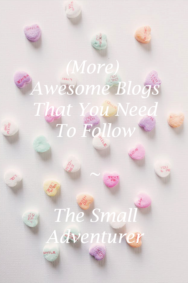 (More) Awesome Blogs That You Need To Follow
