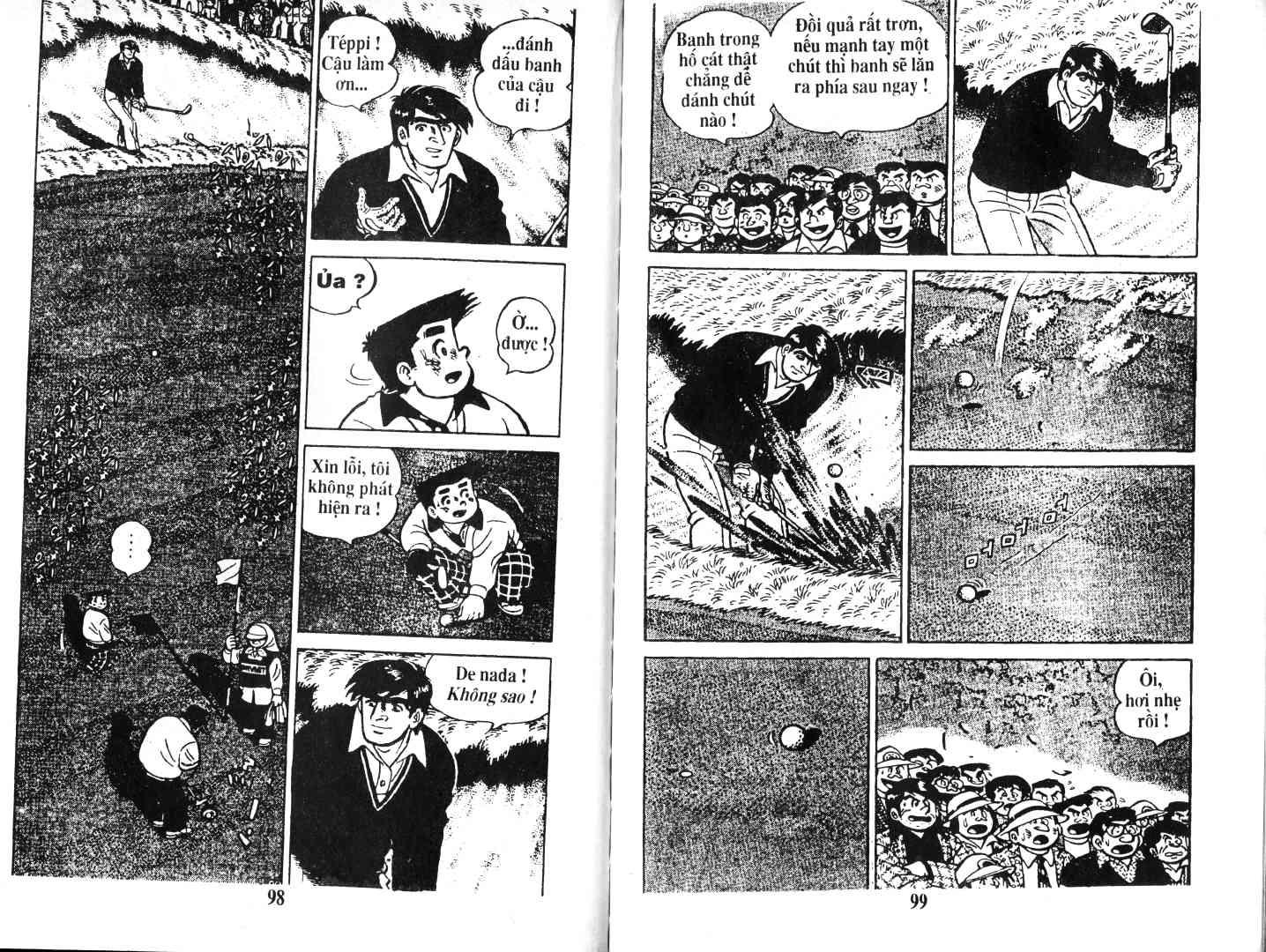 Ashita Tenki ni Naare chapter 46 trang 49